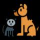 Nuestra metodología en control de plagas es segura para mascotas domesticas como perros y gatos en interior e exterior.
