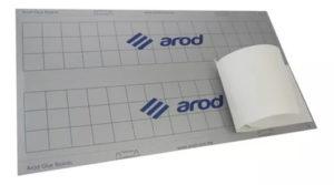 Trampa de goma de alta duración ideal para roedores e insectos rastreros, varios tamaños.